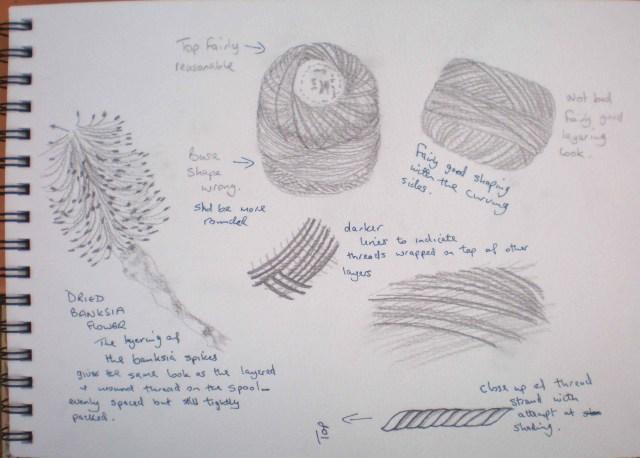 Textural Study
