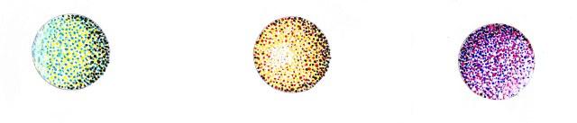 Pointillism sample