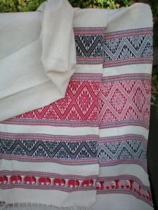 Hilltribe fabric
