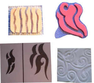 Print materials