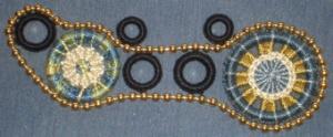 Dorset button conveyor