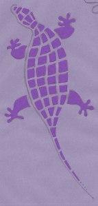 gecko stencil