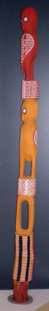 Long Owl Totem