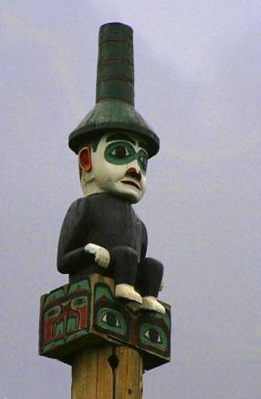 William Seward totem