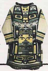Totem design tunic
