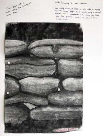 Rocks & Cushions