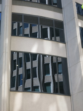 Window-reflections