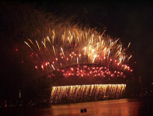 NYE-Firework