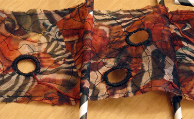 Layered-fabrics