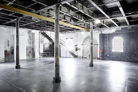 Carriageworks Elston Room