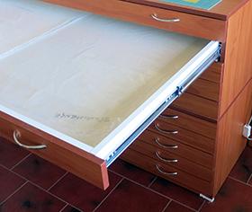 Plan-drawers-runners